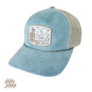 Desert at Dusk : Corduroy Trucker