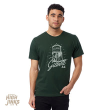 Load image into Gallery viewer, Gilbert Water Tower : Crew Neck T-Shirt