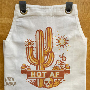 HOT AF : Apron with Pockets