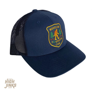 Mogollon Sazquatch Club : Trucker Hat