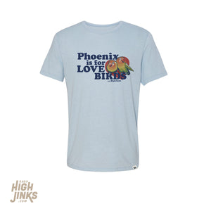 Phoenix is for Lovebirds : Crew Neck T-Shirt