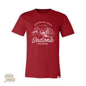 Sedona Local Love : Crew Neck T-Shirt