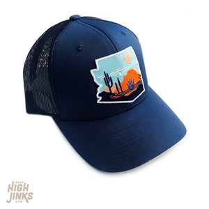 Heart of the Desert : Trucker Hat