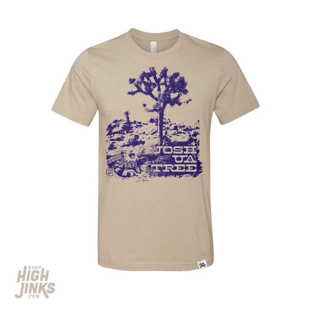Joshua Tree : Crew Neck T-Shirt