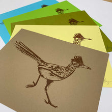 Load image into Gallery viewer, Roadrunner : 8.5x11 Screenprint