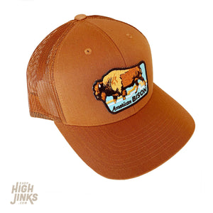 American Bison : Trucker Hat