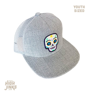 Desert Sugar Skull : KIDS Trucker Hat