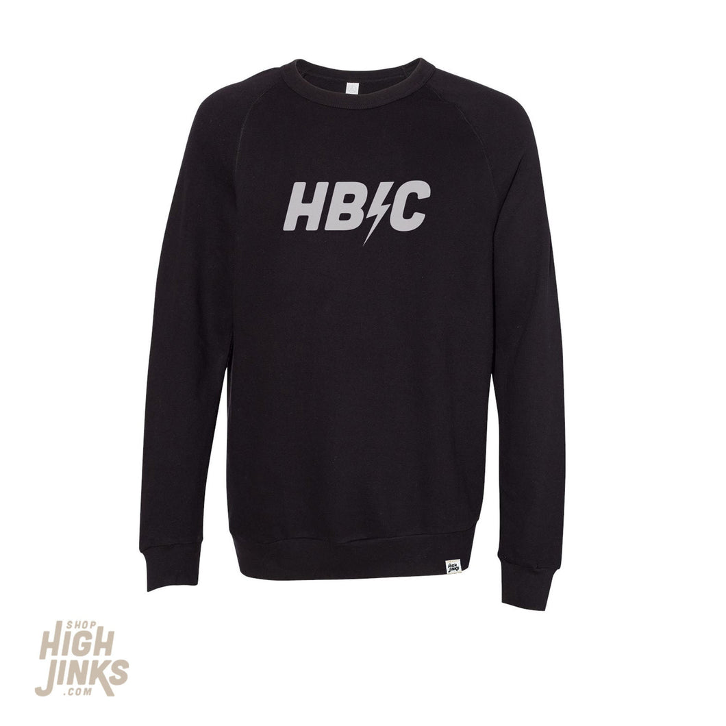 HB!C : Adult's Lightweight Terry Raglan