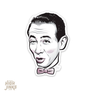 "PeeWee : 2.5"" Vinyl Sticker"
