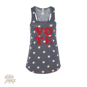 VOTE: Women's Stars Tank Top