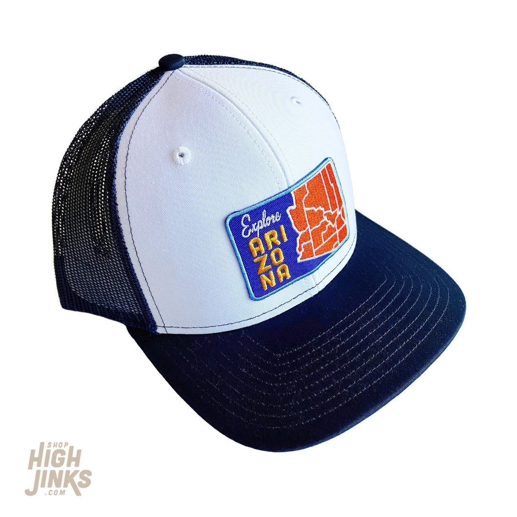 Explore Arizona : Trucker Hat