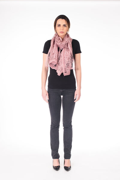 Burnout Scarf - LEONA LEE