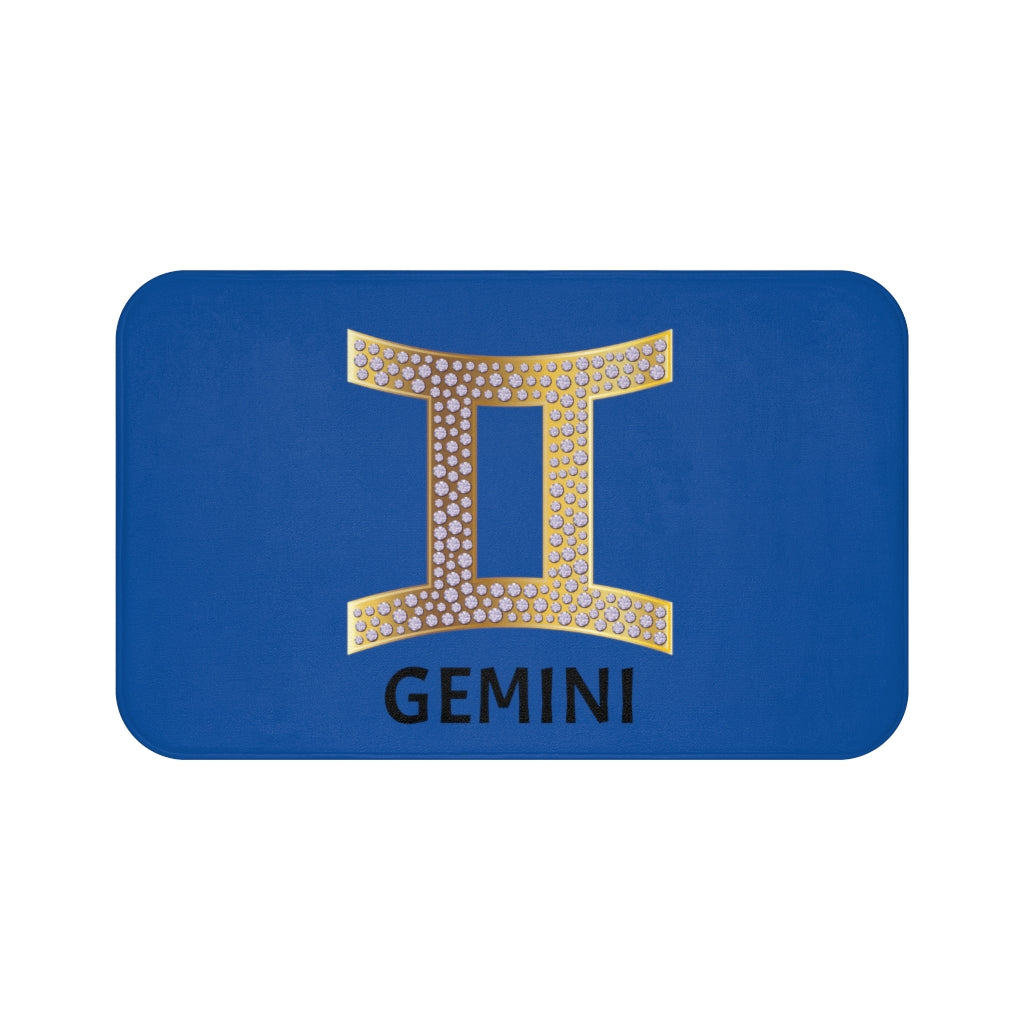 'KNOW WEAR™ GEMINI' Bath Mat (BGB)