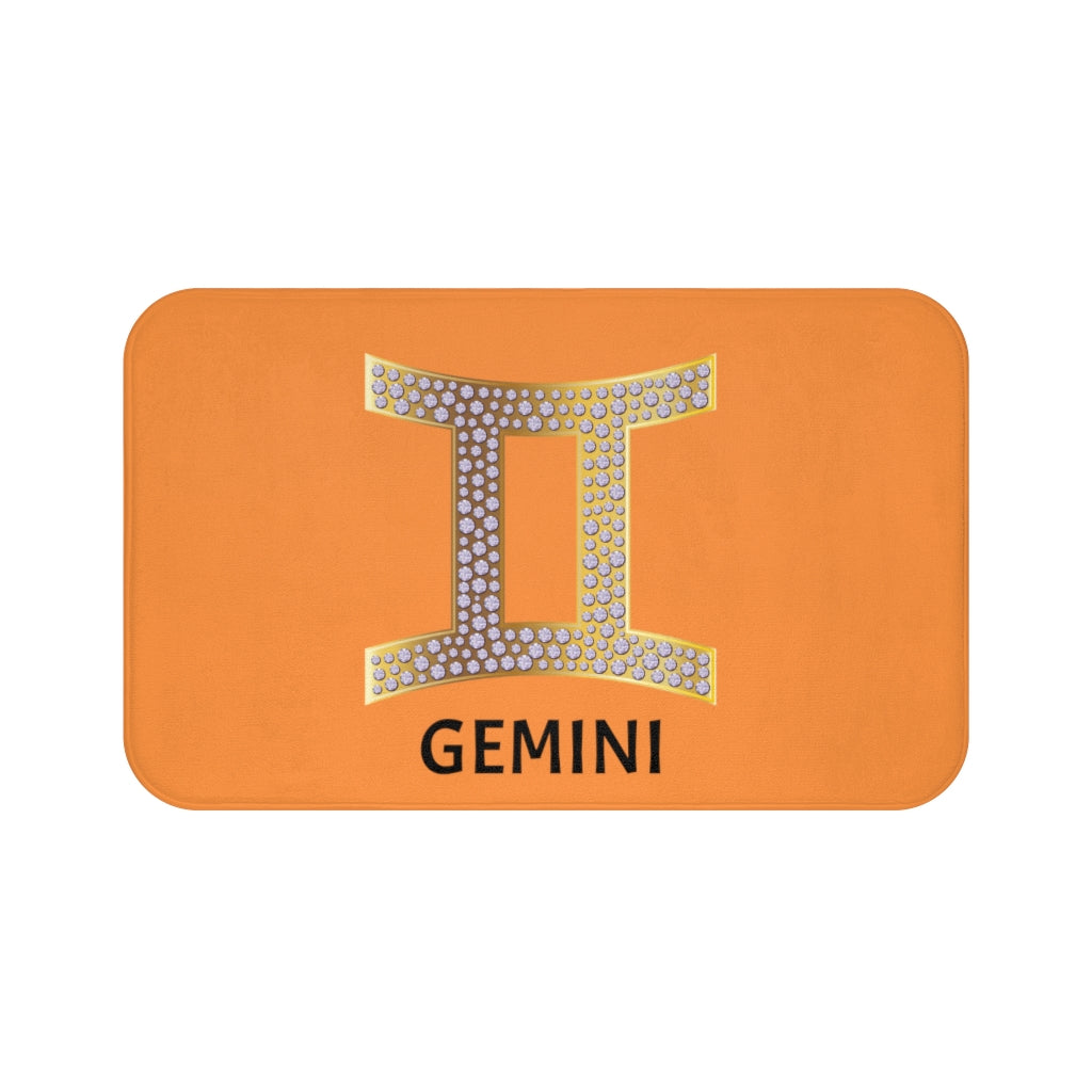 'KNOW WEAR™ GEMINI' Bath Mat (OGB)