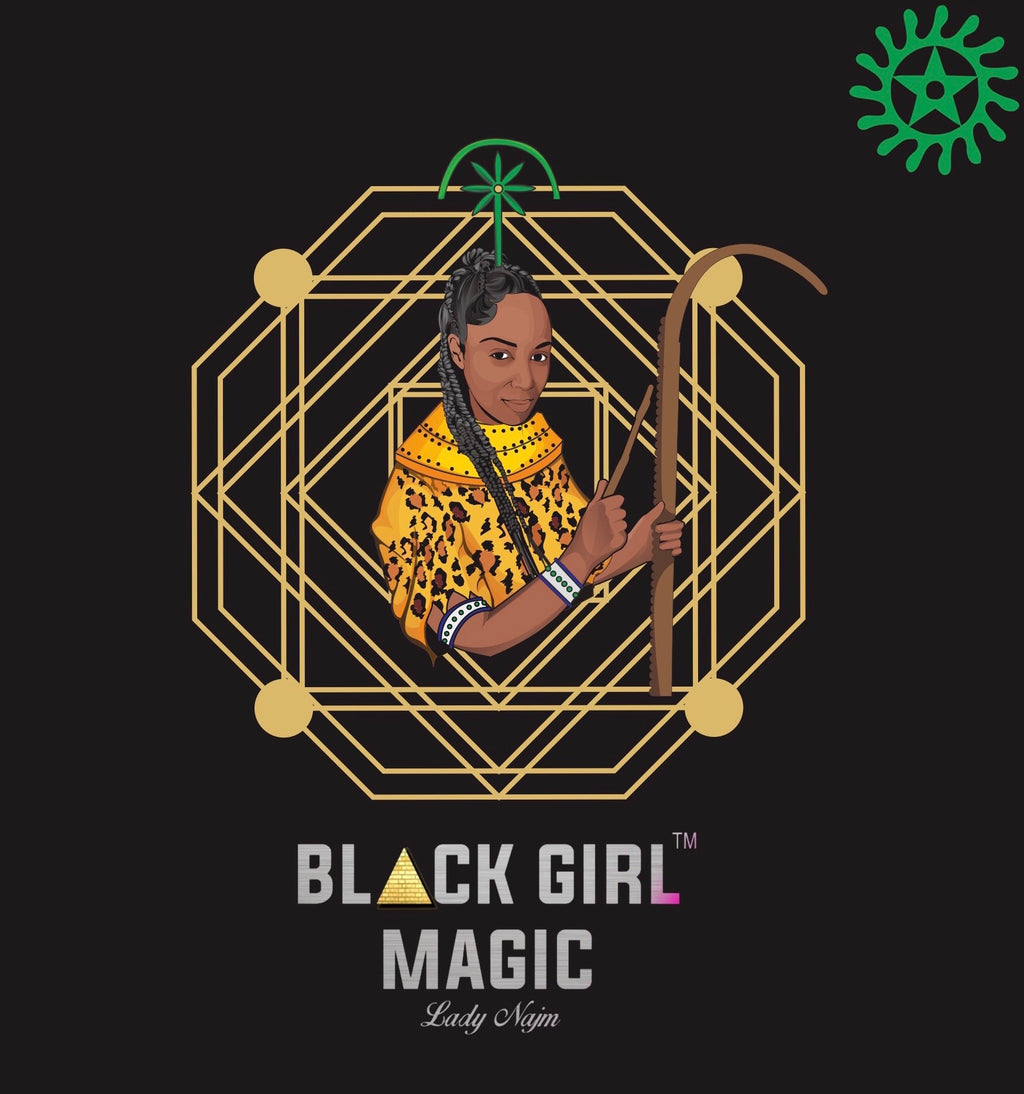 Black Girl Magic Anthem - Digital Download