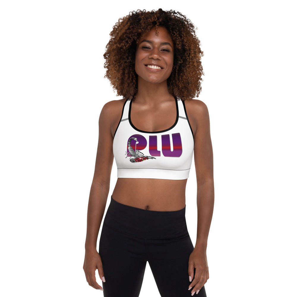 KNOW WEAR™ PLU™ Padded Sports Bra