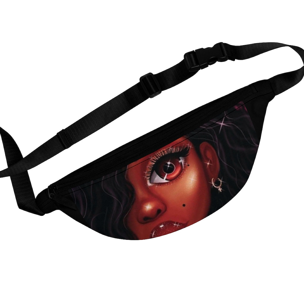 Black Girl Magic 36FIVE 'Lollipop' Fanny Pack