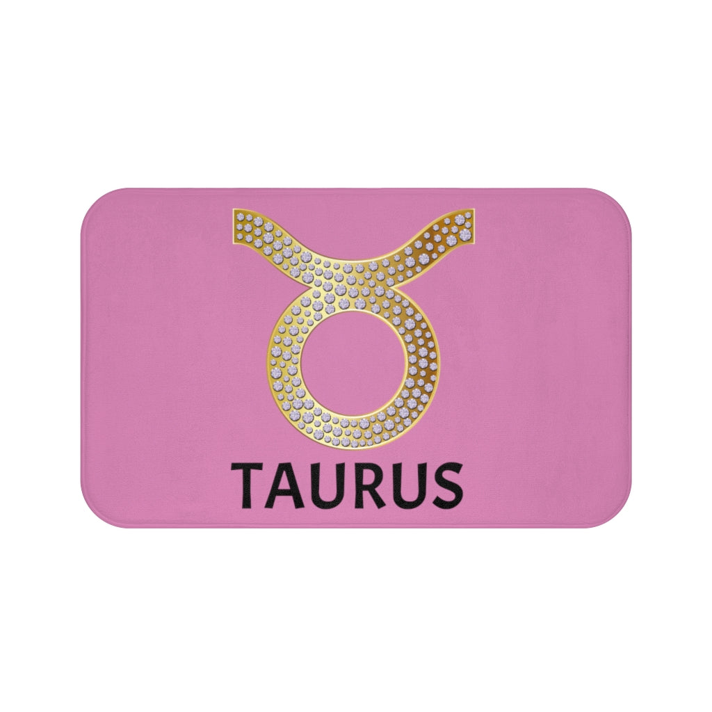 'KNOW WEAR™ TAURUS' Bath Mat (PGB)
