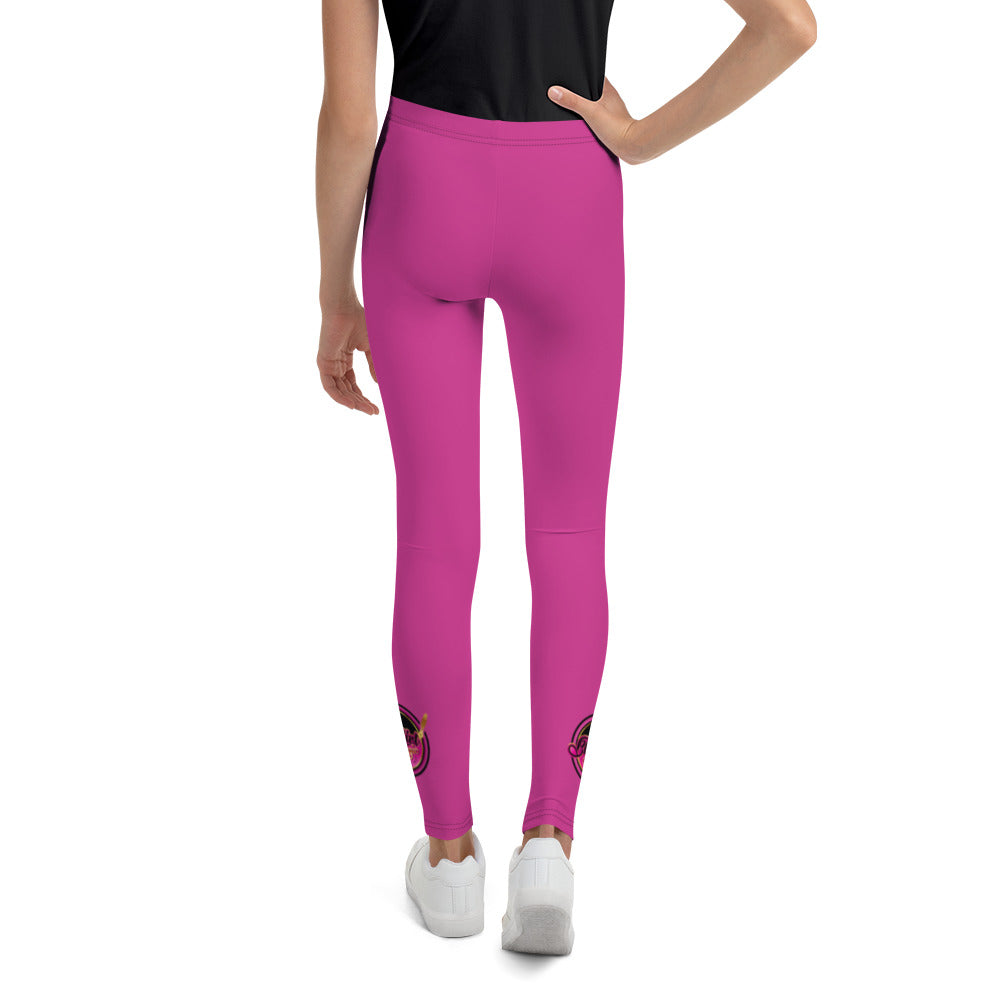 Black Girl Magic 36FIVE Youth Leggings