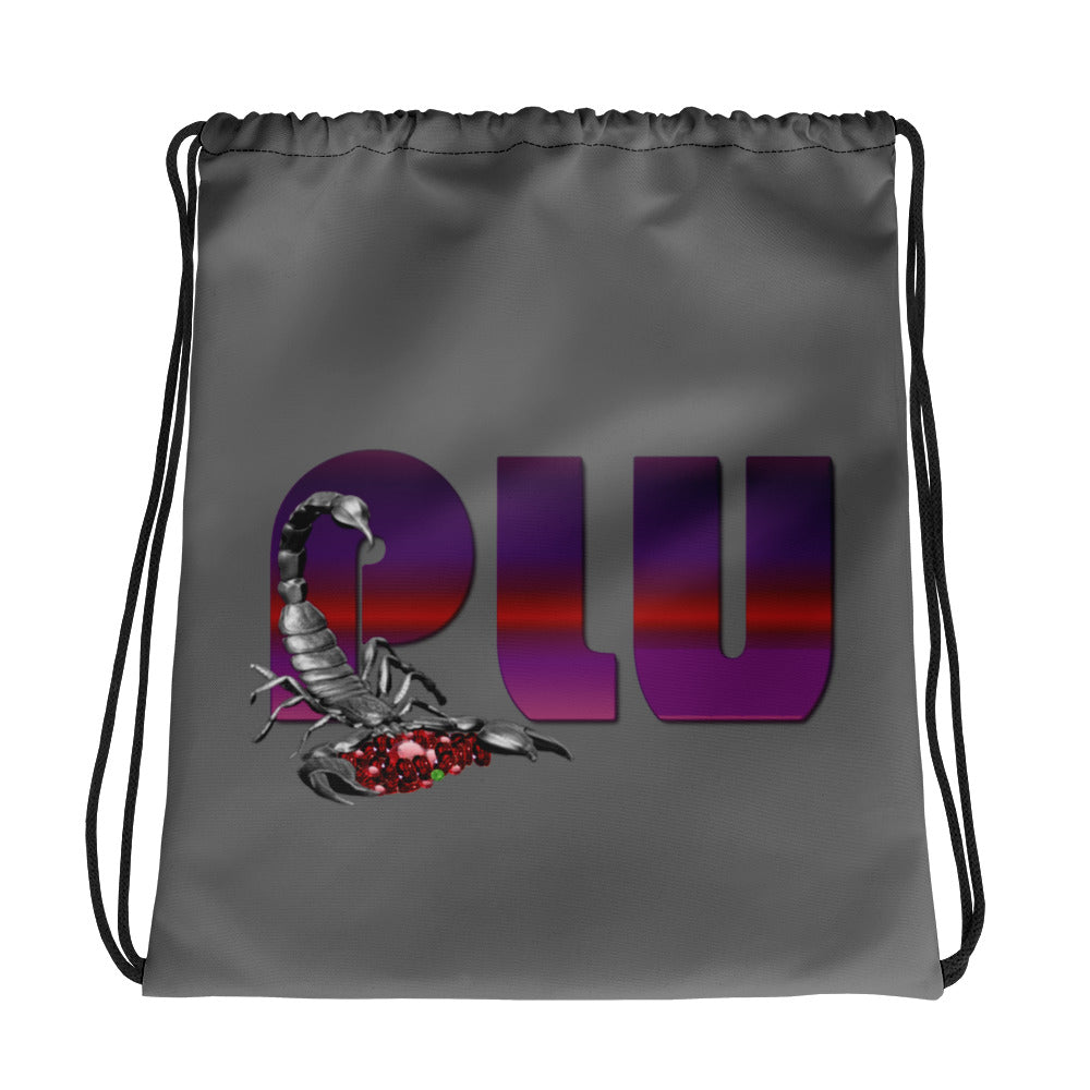 KNOW WEAR™ Unisex PLU™ Drawstring bag