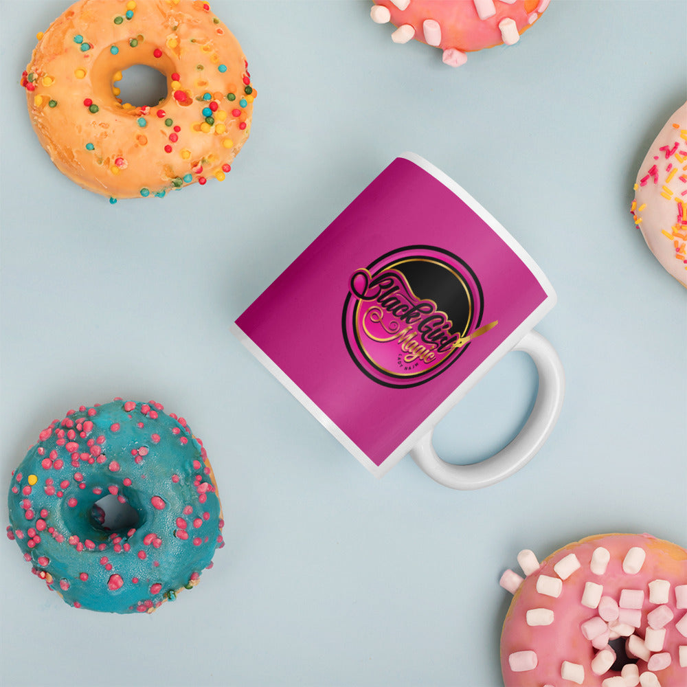 Black Girl Magic 36FIVE Glossy Mug