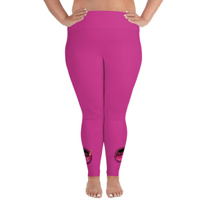 Black Girl Magic 36FIVE Plus Size Leggings