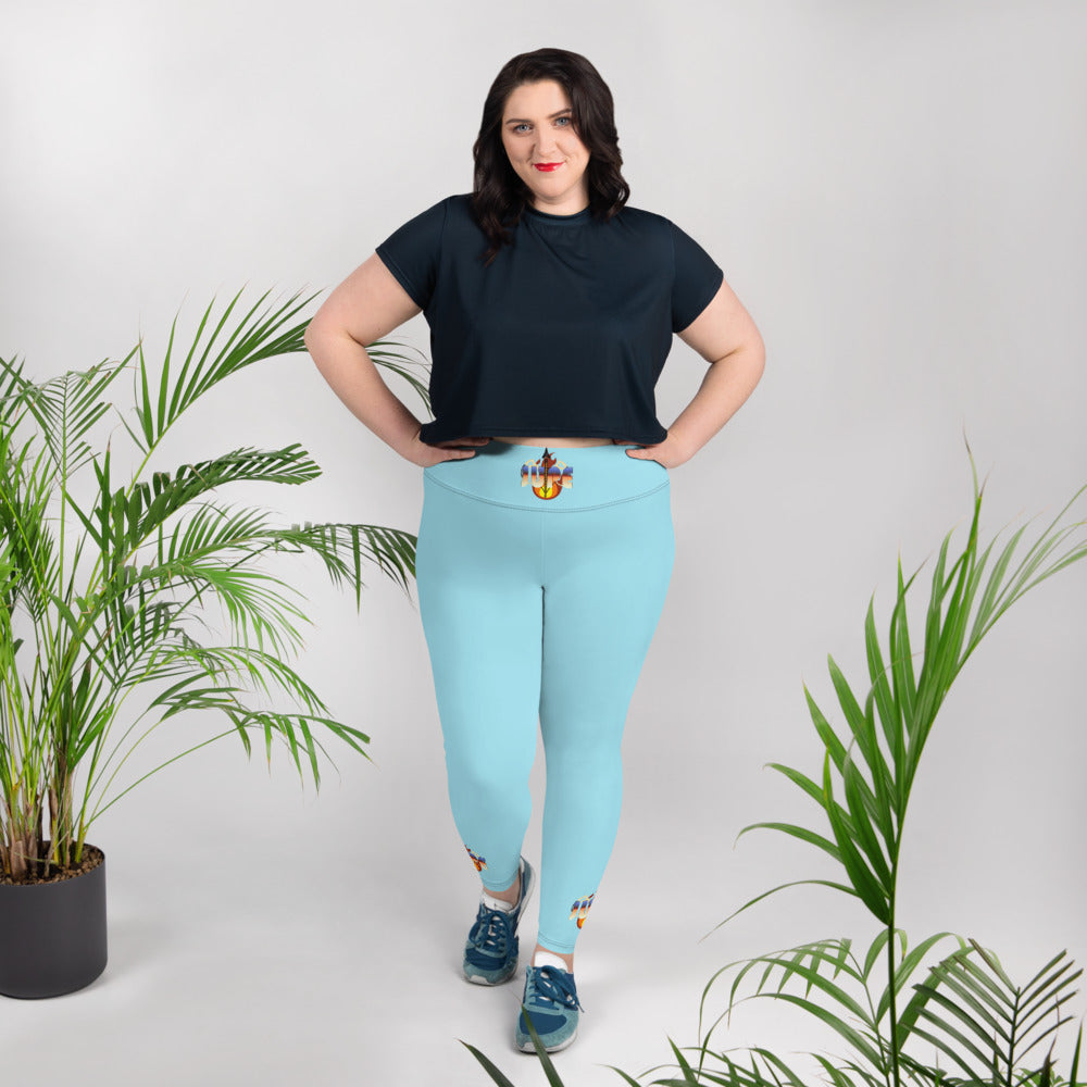 KNOW WEAR™ Plus Size JUPE™ Leggings