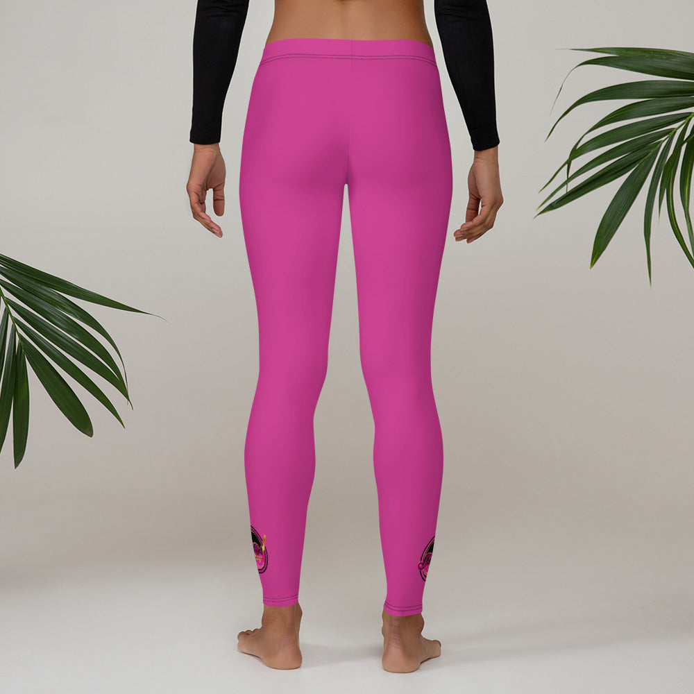 Black Girl Magic 36FIVE Leggings