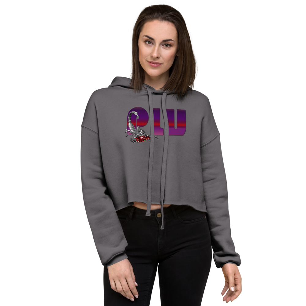 KNOW WEAR™ Unisex PLU™ Crop Hoodie
