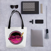 Black Girl Magic 36FIVE Tote Bag