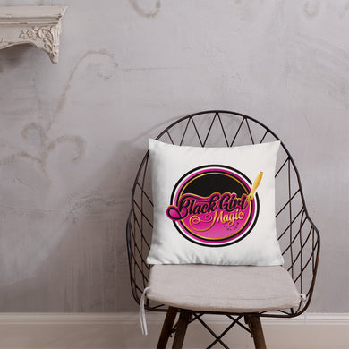 Black Girl Magic 36FIVE Premium Pillow
