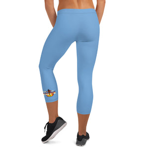 KNOW WEAR™ JUPE™ Capri Leggings