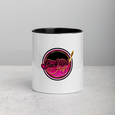 Black Girl Magic 36FIVE Mug with Inner Color