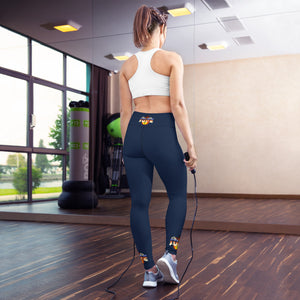 KNOW WEAR™ JUPE™ Yoga Leggings