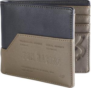 Billetera para Hombre FOX LTR THE CORNER WALLET 001