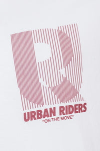 Polo para Hombre LEE CLASSIC URBAN RIDERS 3D WB