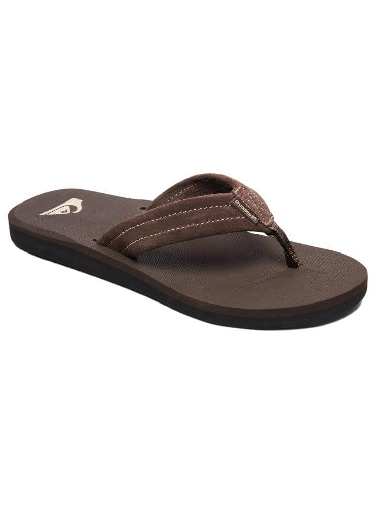 Sandalias para Hombre QUIKSILVER BEACH CARVER LEATHER CTK0