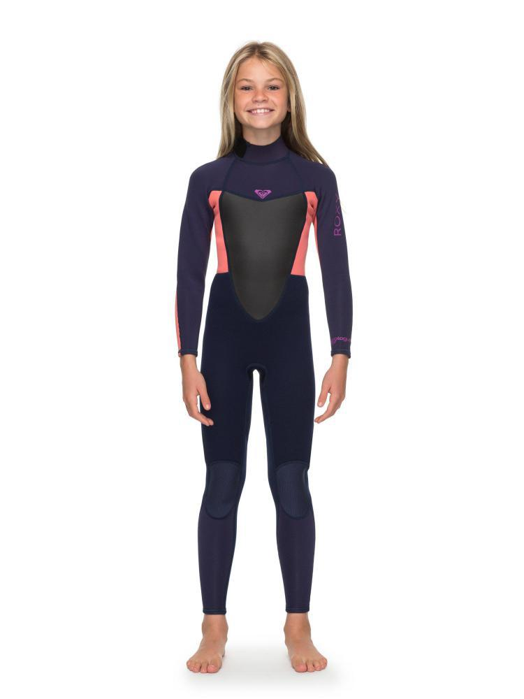 Wetsuit largo para Niña ROXY WETSUIT LARGO 3/2MM PROLOGUE BACK ZIP XBBM 8 años a más
