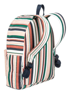 Mochila para Mujer ROXY BACKPACK SUGAR BABY CANVAS 16L SMALL BSP6