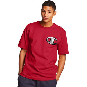 Polo para Hombre CHAMPION HERITAGE SHORT SLEEVE TEE 2WC