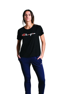 Polo para Mujer CHAMPION THE ORIGINAL TEE - 3 COLOR SCRIPT 003