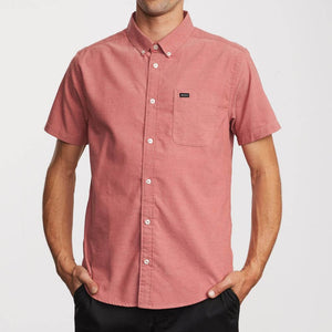 Camisa para Hombre RVCA SHIRT SS THATLL DO STRETCH SS BRK
