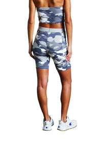 Short para Mujer CHAMPION HIGH WAIST STREETWEAR BIKE SHORT - AOP FUB