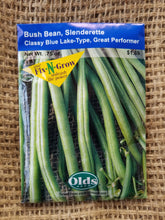 Load image into Gallery viewer, Bush Bean - Slenderette