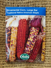 Load image into Gallery viewer, Ornamental Corn - Large Ear