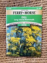 Load image into Gallery viewer, Dill - Mammoth