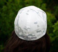 Stroller Strong Moms Flex Fit Stroller Lady White Camo Hat