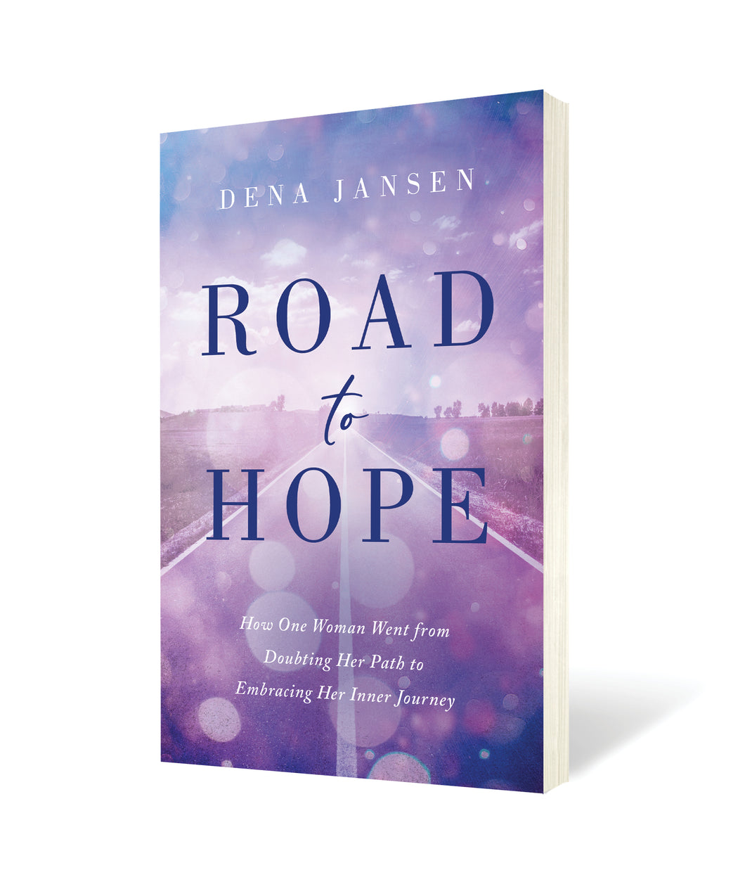 Road to Hope (Signed by Author)