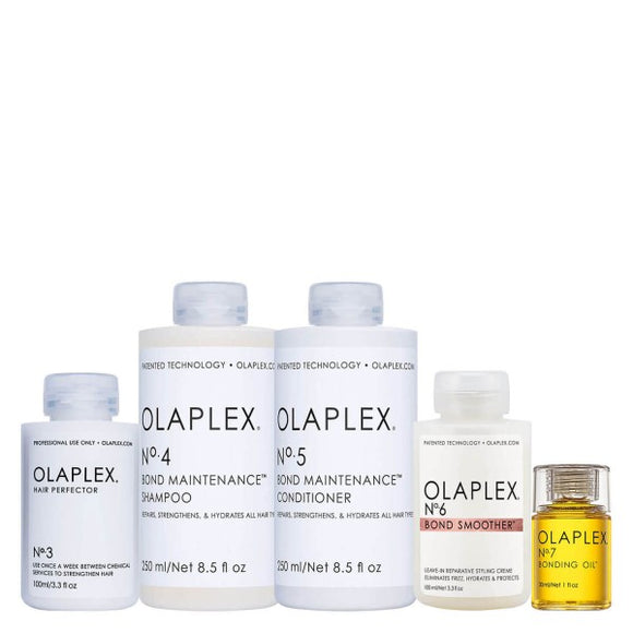 OLAPLEX® ALL AT HOME SET