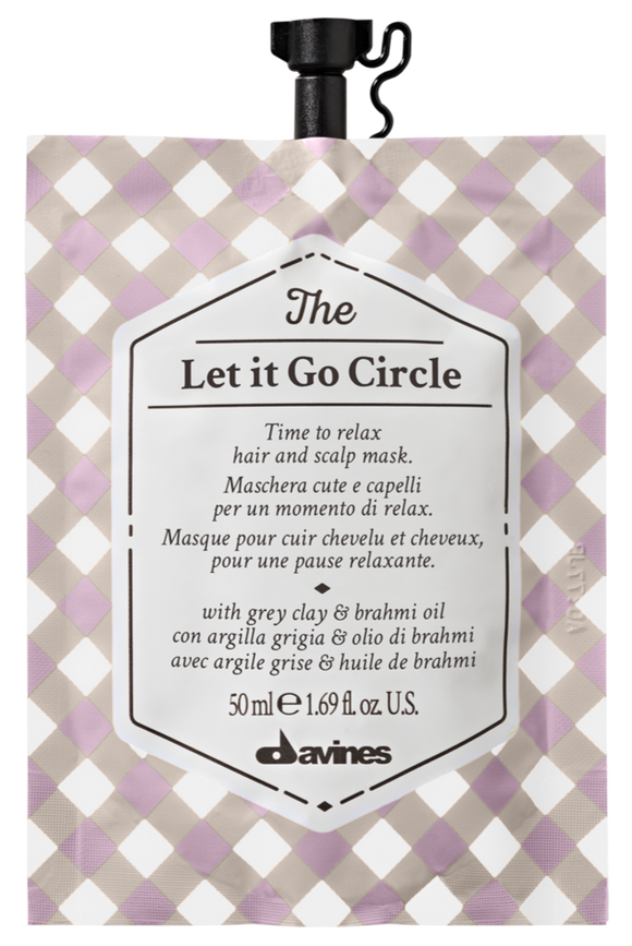 Davines The Circle Chronicles Let It Go Circle 50 ml
